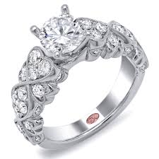 designer engagement ring